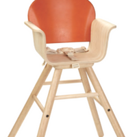 High Chair- Oragne