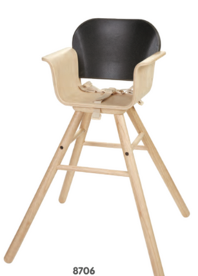 High Chair- Black