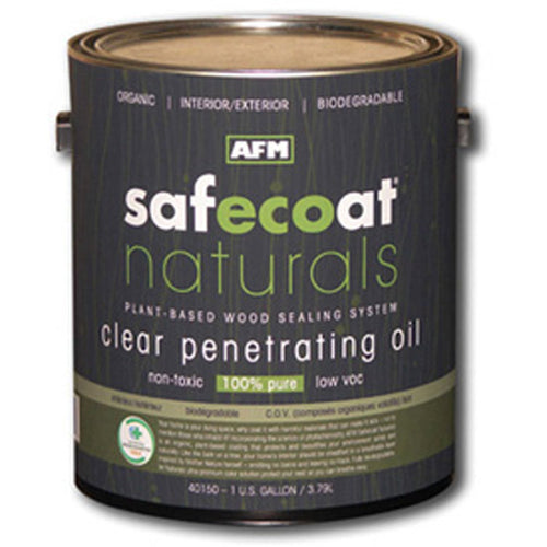 Safecoat Naturals Clear Penetrating Oil