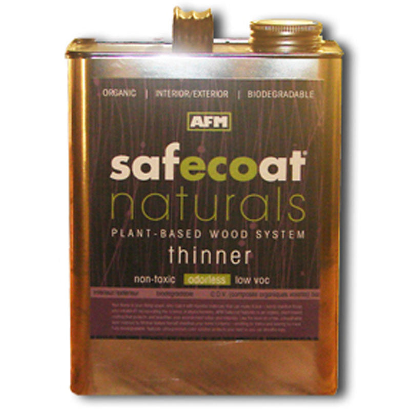 Safecoat Naturals Diluent Reducer Thinner