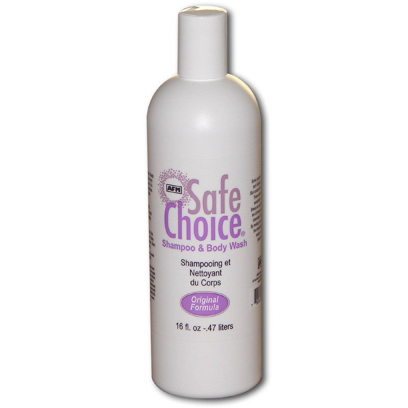 SafeChoice Head & Body Shampoo