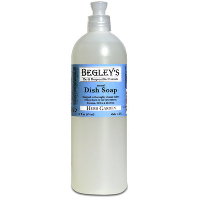 Case - Begley's Therapeutic Dish Soaps