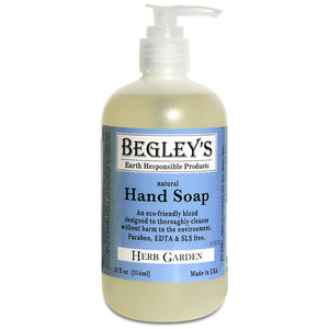 Case - Begley's Therapeutic Hand Soaps