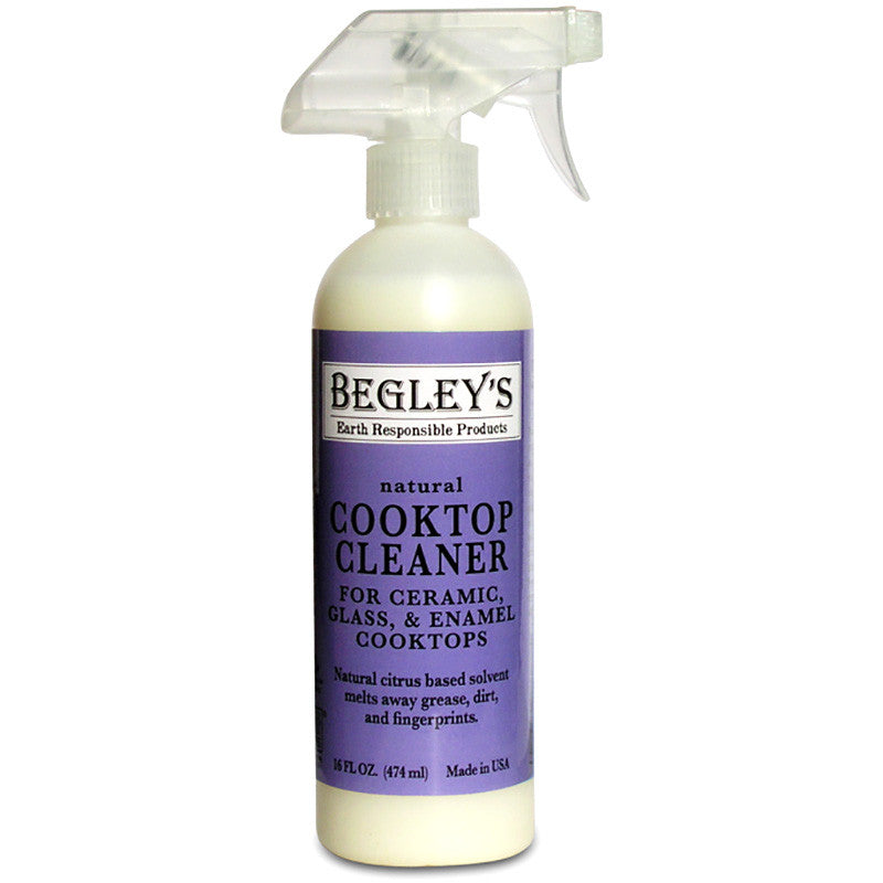 Case - Begley's Cooktop Cleaner