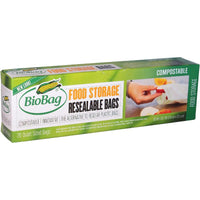 Case - Bio Bag Resealable Storage Bags  Auto renew