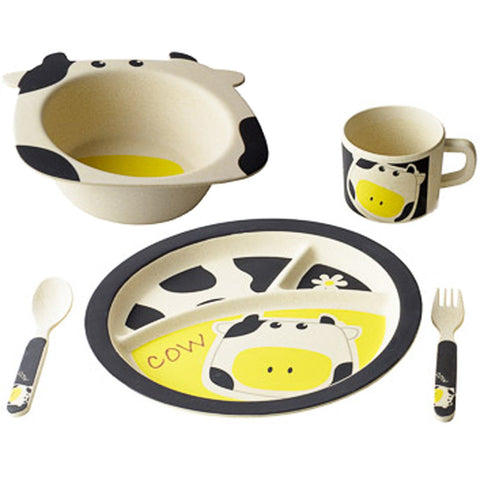 Bambooware Kids Animal Set