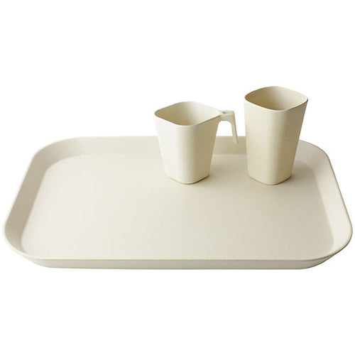 Bambooware Malibu Rectangle Serving Trays
