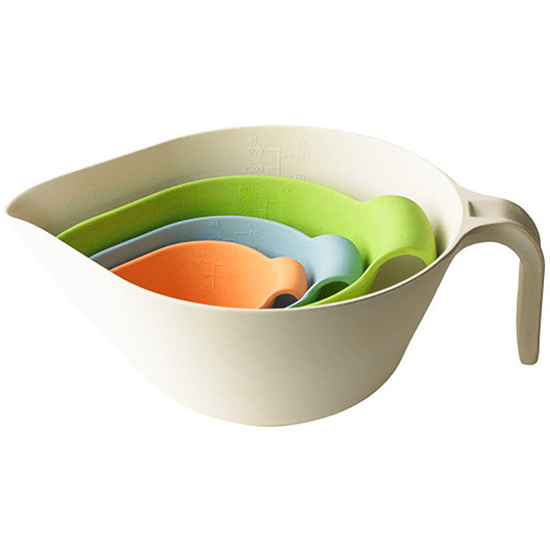 Bambooware Measuring Cups
