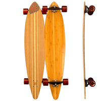 Pintail Bamboo Longboards