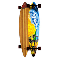 Pintail Nirvana Bamboo Longboards