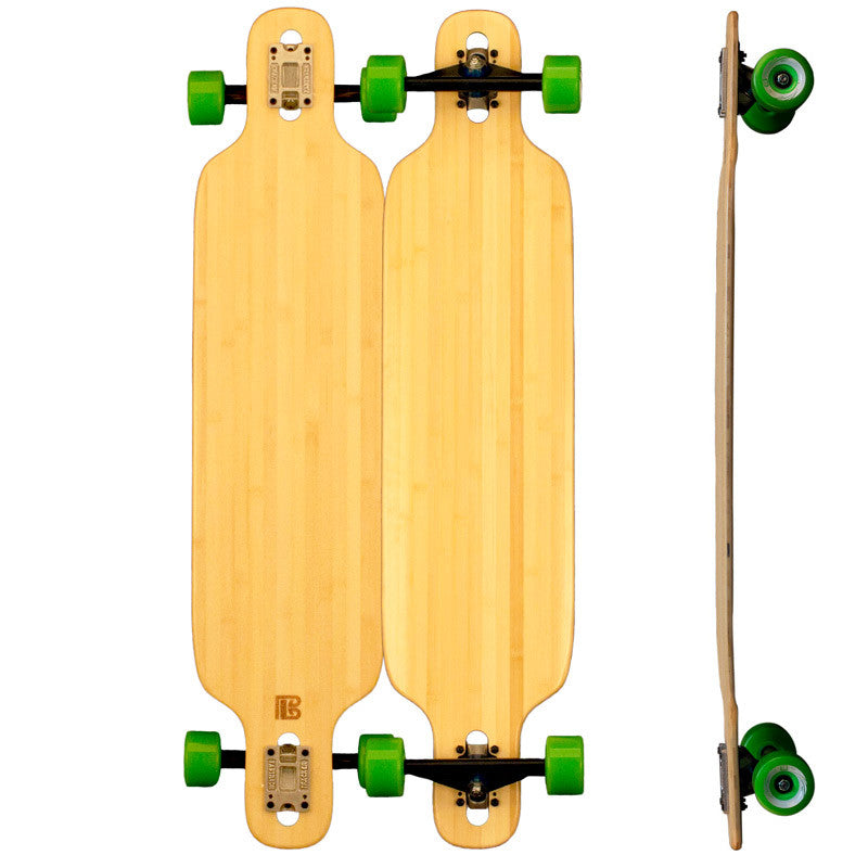 Twin Tip DT Bamboo Longboards