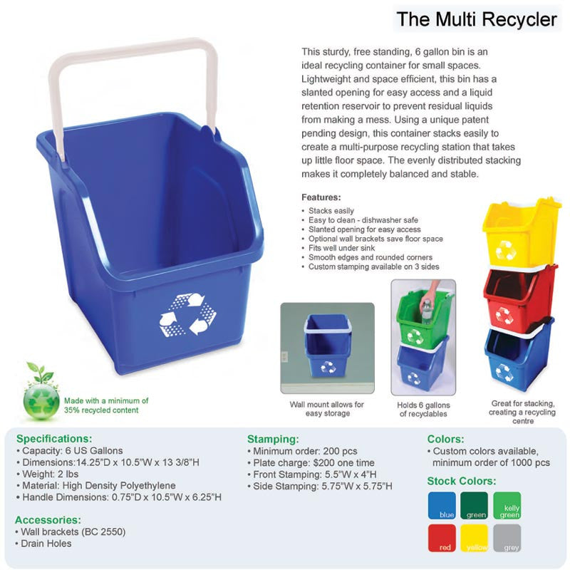Multi Recycling Carrier