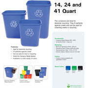 Recycling & Waste Basket