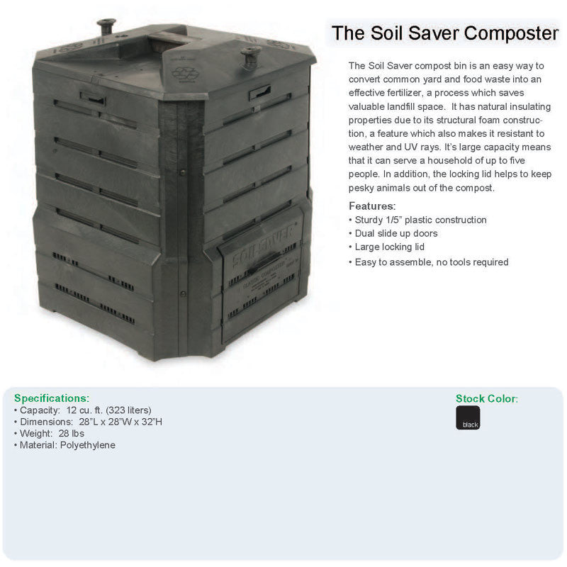 The Soil Saver Composter