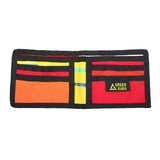 Upcycled Fabrics Chromatic Bi-Fold Wallet