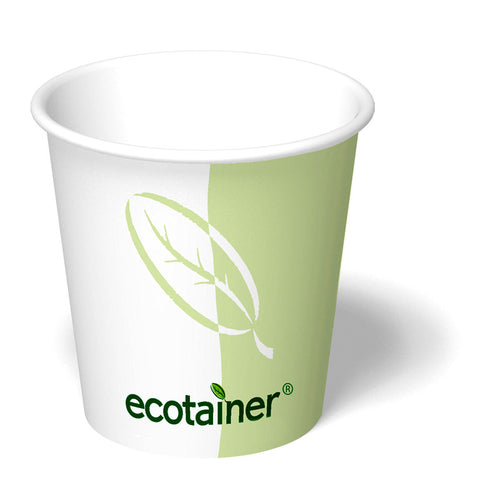 Ecotainer Compostable Hot Cups