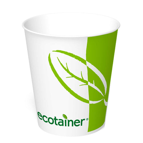 Ecotainer Compostable Cold Cups