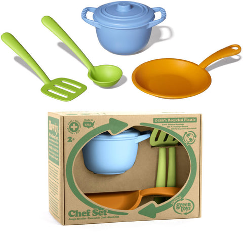 Green Toys Chef Sets