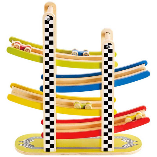 Switchback Racetrack Toy