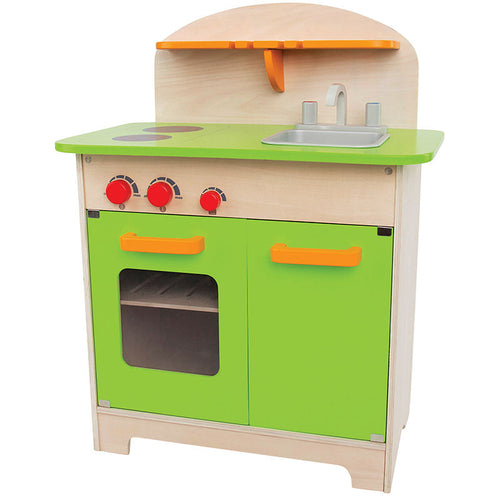 Gourmet Kitchen Green