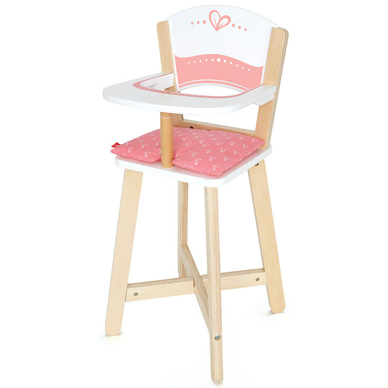 Doll Play Highchair
