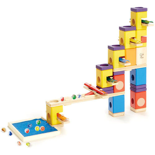 Music Motion Quadrilla Marble Run