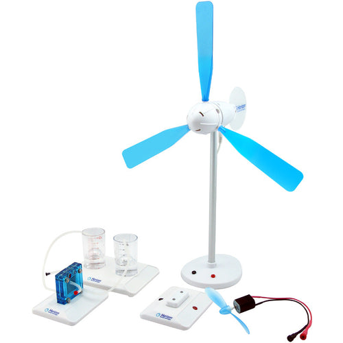 Wind to Hydrogen Science Education Kit