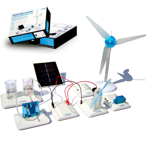 Renewable Energy Education Set