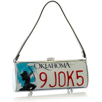 Fender License Plate Purse