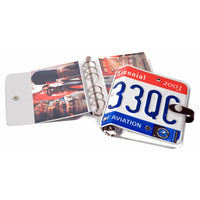 Road License Plate O'Foto Case