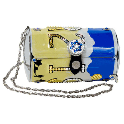 Cyclone Flair License Plate Purse