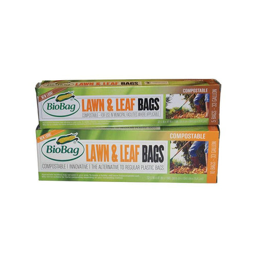 Case - Bio Bag Lawn & Leaf Waste Bags  Auto renew