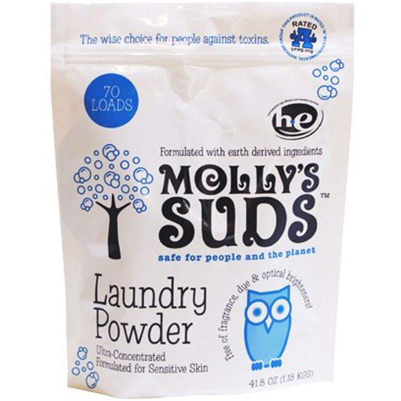 Molly's Laundry Powder