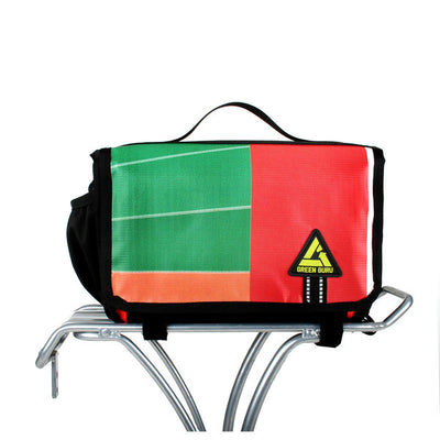 Kickstand Cooler Rear Rack Trunk Bag