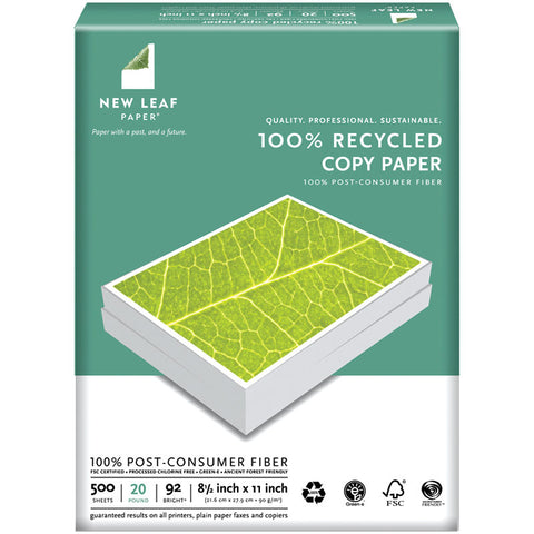 Case - New Leaf Multi-Purpose Copy Paper