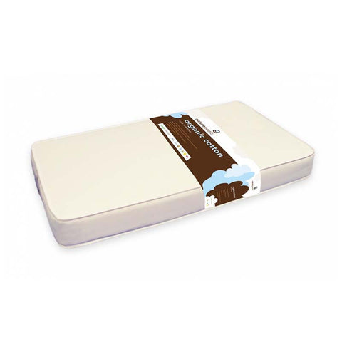 Organic Cotton Innerspring Classic Crib Mattresses