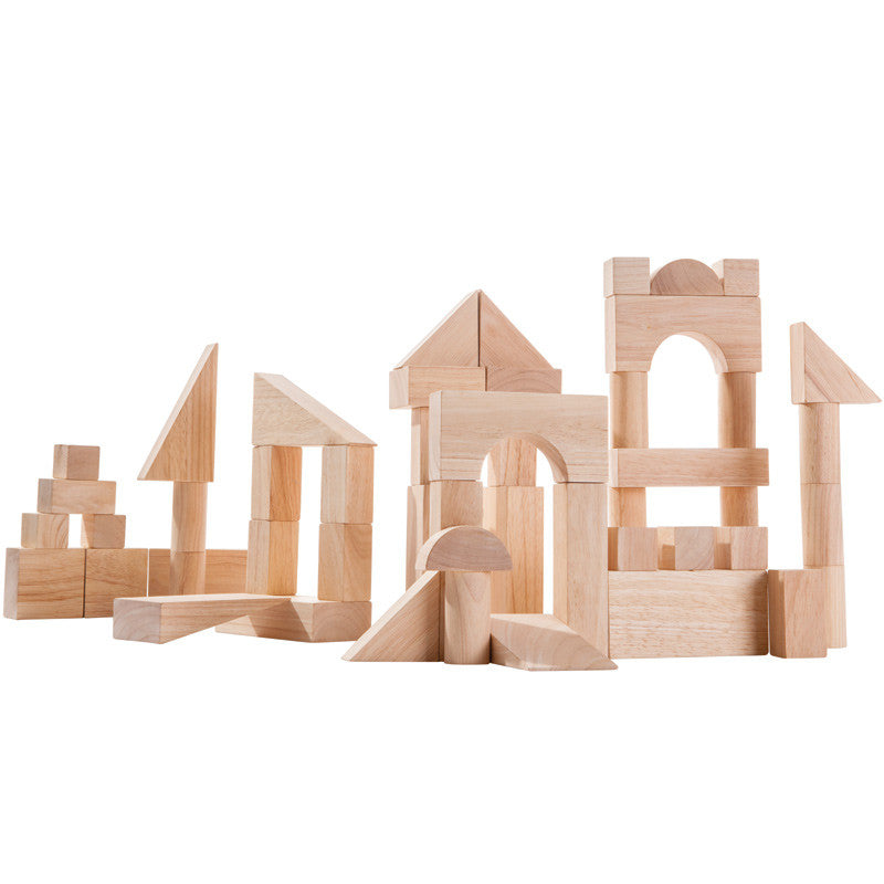 Child 50 Unit Block Set