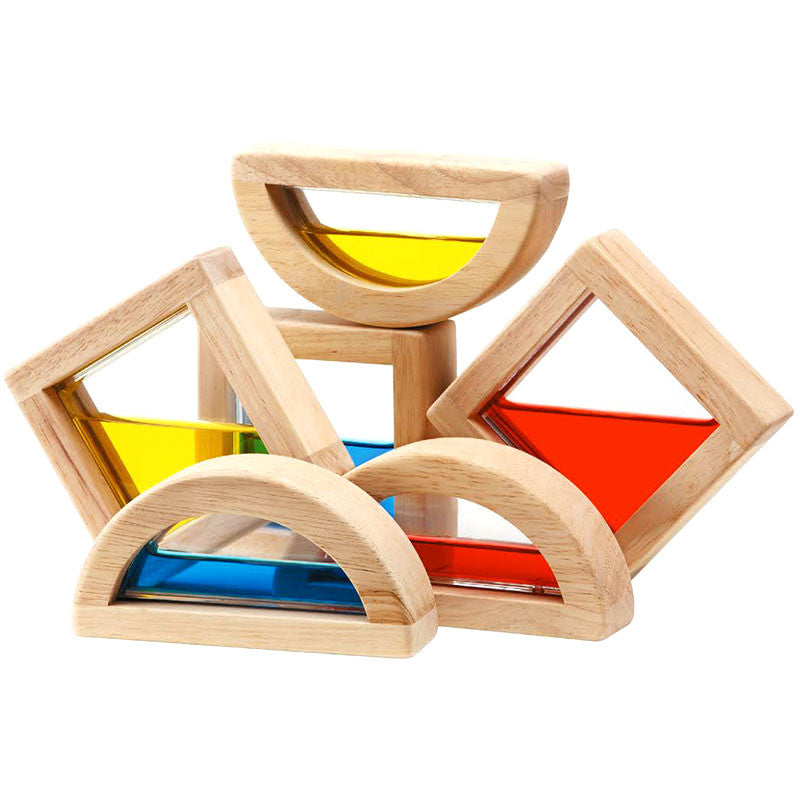 Child Water Play Blocks