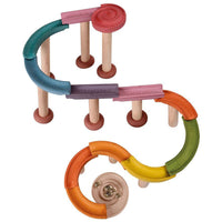 Marble Run Deluxe Kids Toy