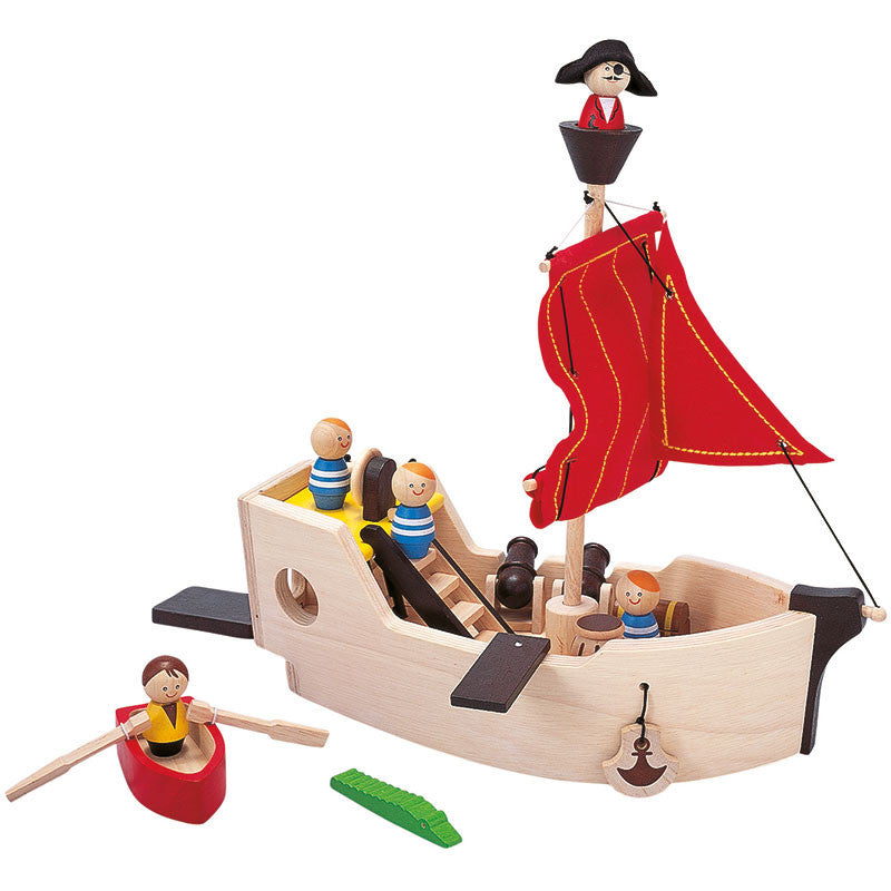 Child Pirate Ship Toys