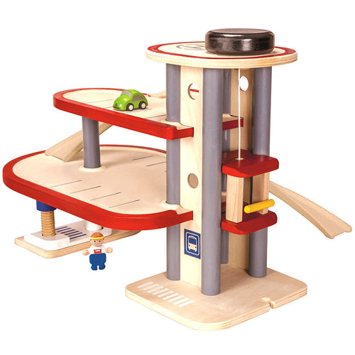 Plan Toys BuyGreen – Plan Toys Garage Road System