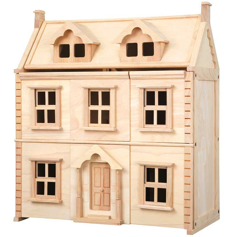 Victorian Dollhouse Child Toy By Plan Toys Buygreen Com