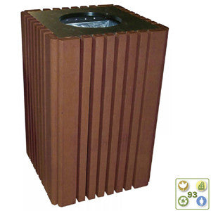 40 Gallon Trash Receptacle