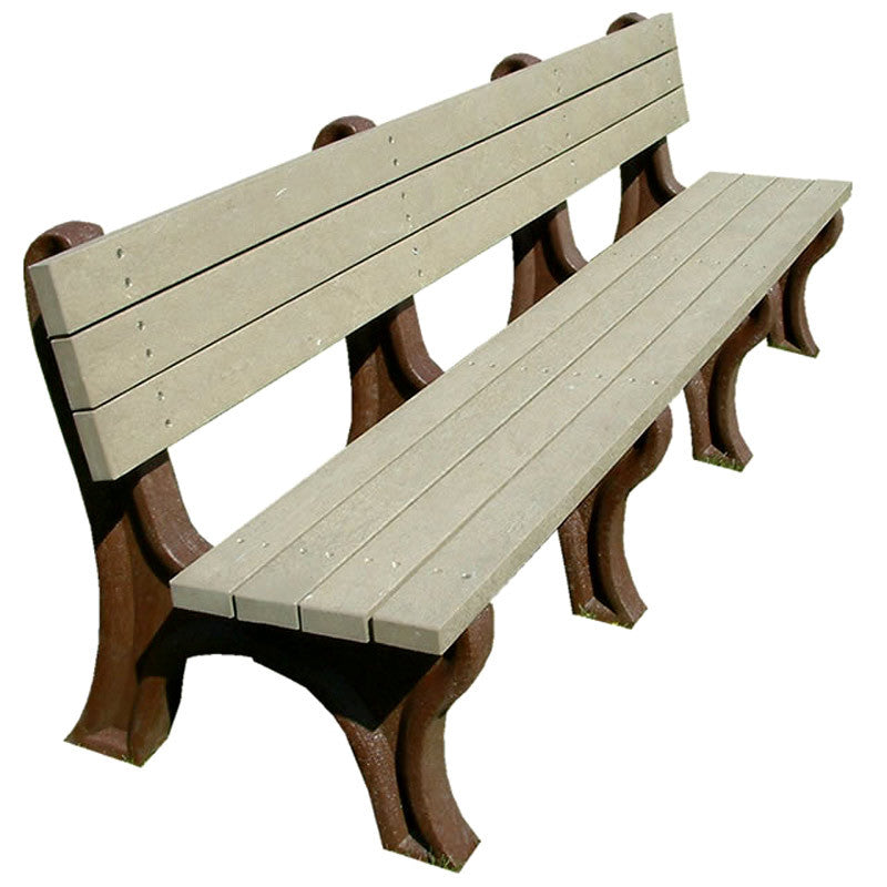 Deluxe Backed Bench