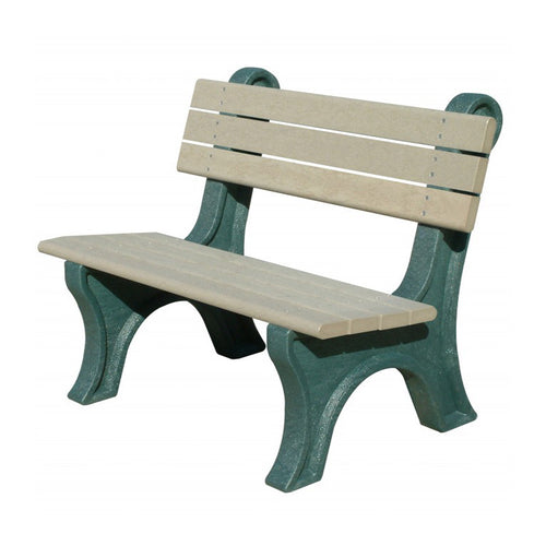 Park Classic Backed Bench