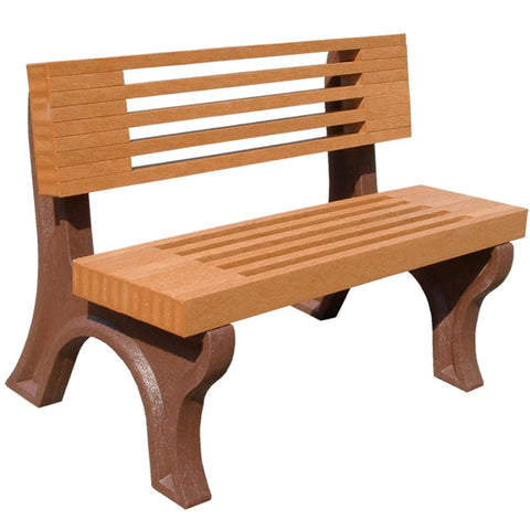 Elite Backed Bench