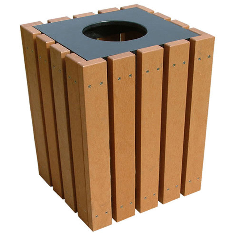 22 Gallon Econo-Mizer Trash Receptacle