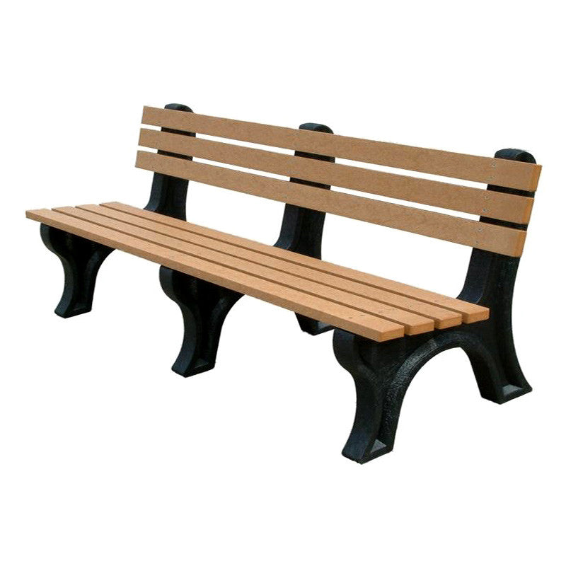 Econo-Mizer Backed Bench