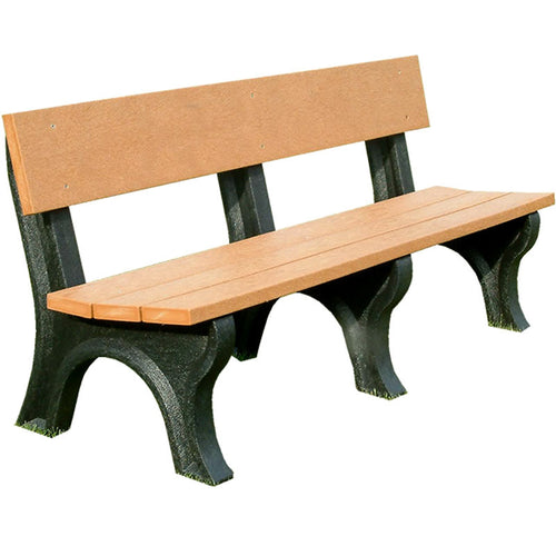Landmark Backed Bench