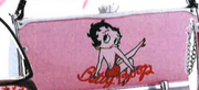 Little Earth Betty Boop Fender Purse
